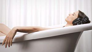 Das integrale Bad eröffnet Raum für Ihre individuellen Bedürfnisse
